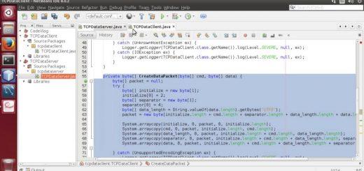 Large File Transfer using Java