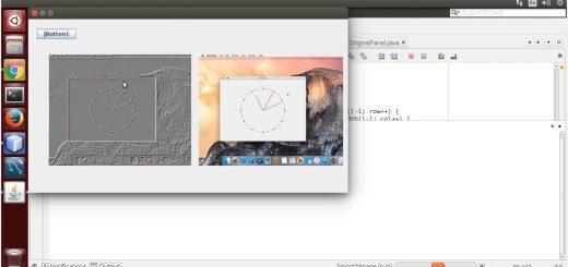 Emboss image using Java
